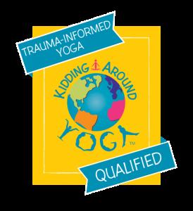 Trauma-Informed Yoga Badge